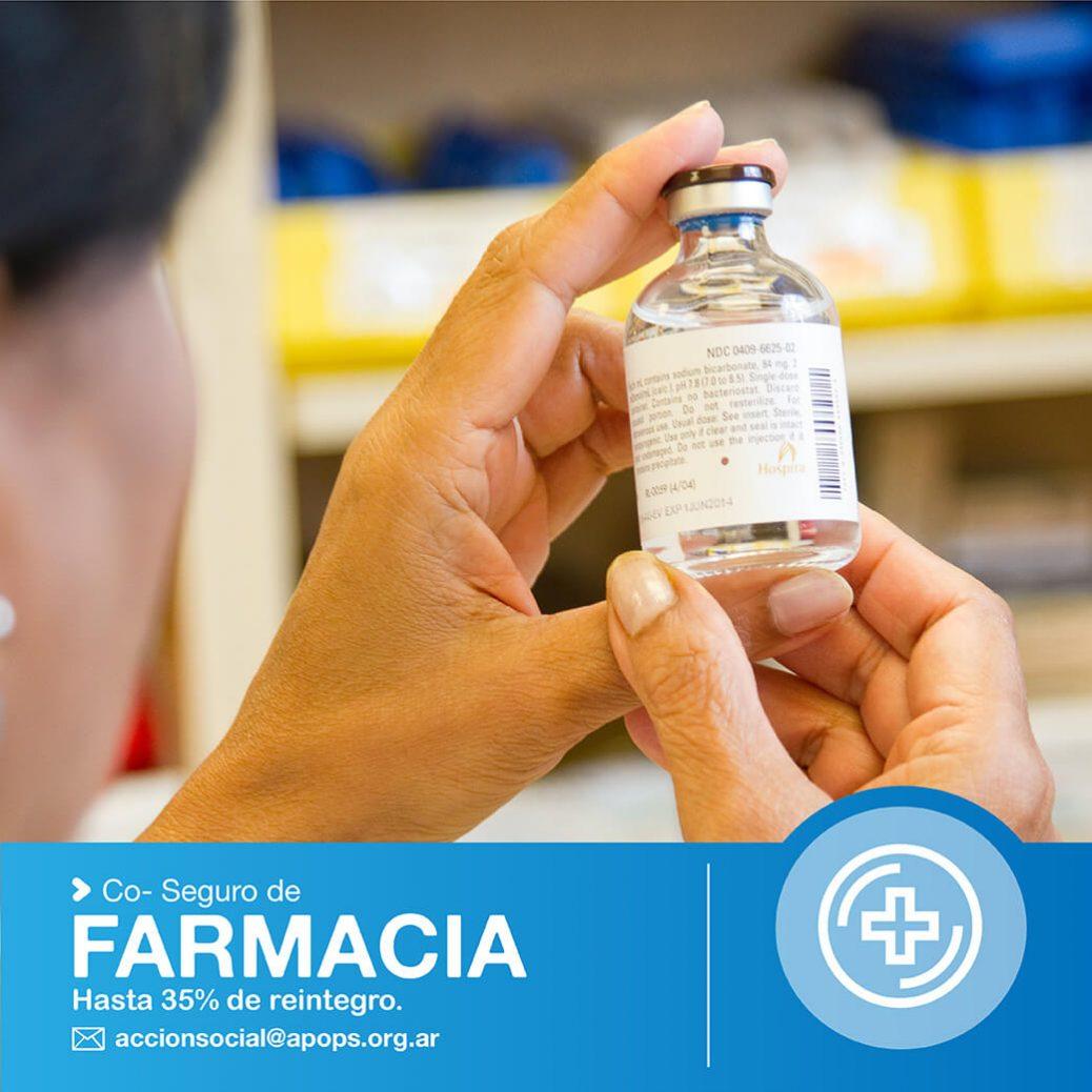 Co-Seguro de farmacia