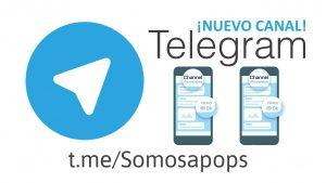 Telegram Somos Apops