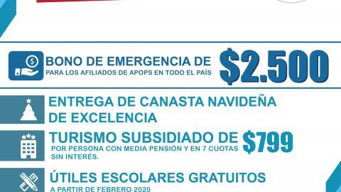 BONO DE EMERGENCIA