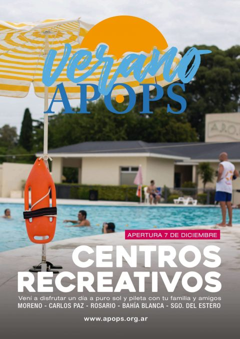 CENTROS RECREATIVOS 2020