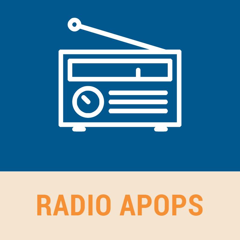 RADIO APOPS