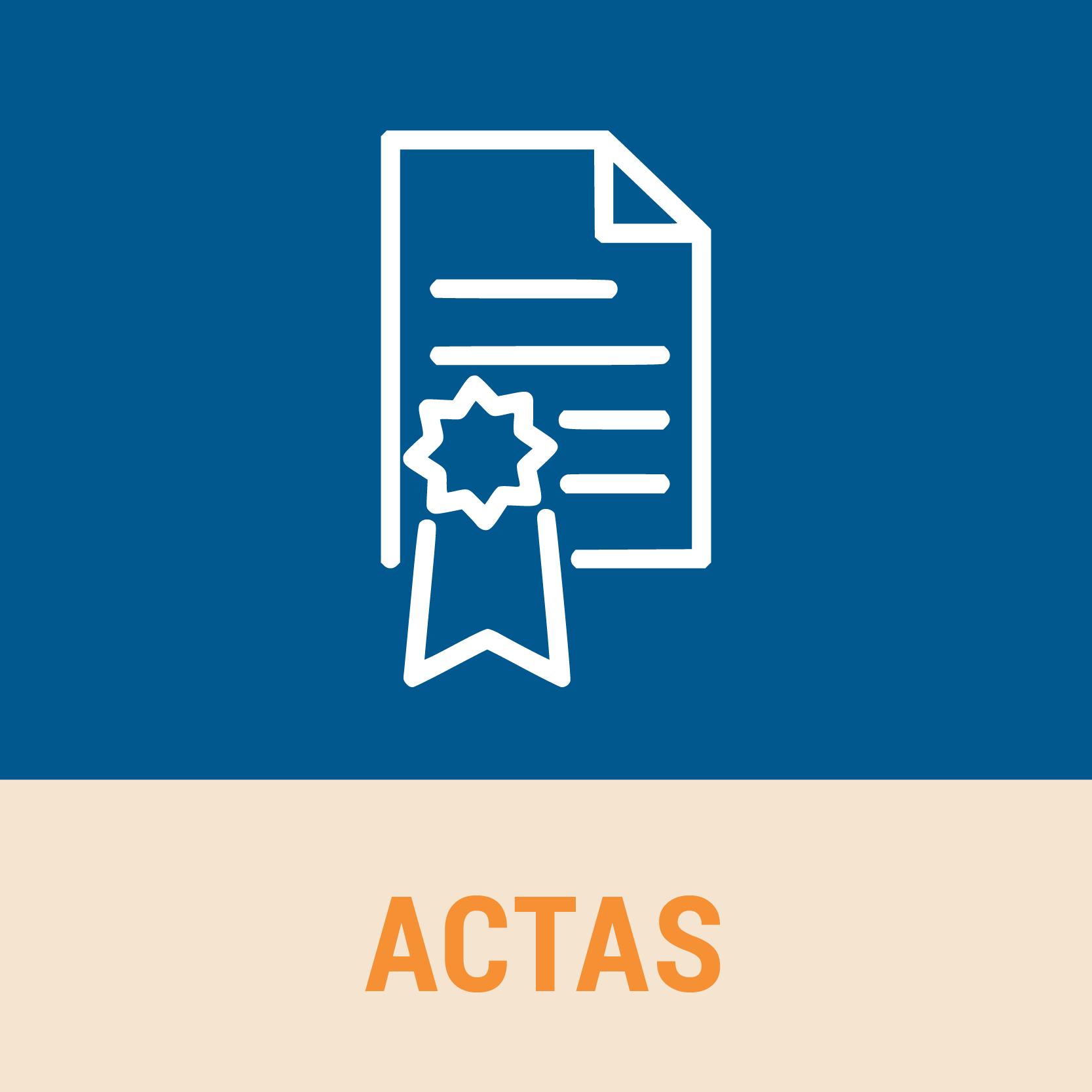 Actas Apops