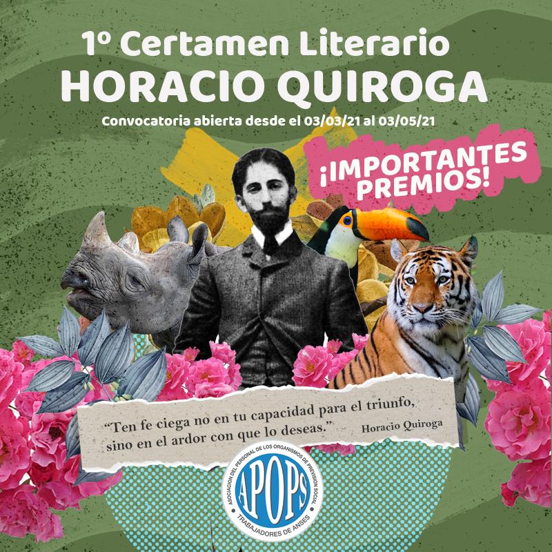1er Certamen Literario